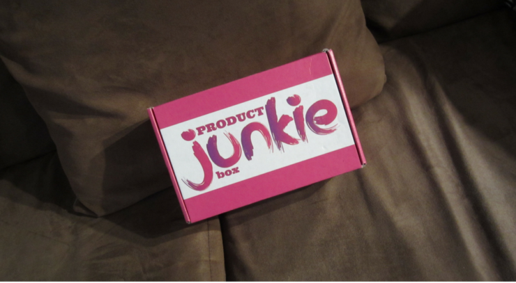 What's In My Product Junkie Box for August 2016?